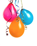 Сlipart Balloon Celebration Anniversary Streamer Party photo  BillionPhotos