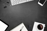 Сlipart desk top view business desktop   BillionPhotos