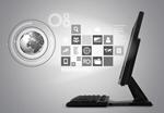 Сlipart Computer Computer Monitor Desktop PC Office Laptop   BillionPhotos
