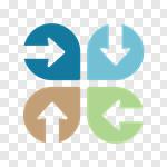 Сlipart Sign Puzzle Symbol Arrow Sign Circle vector cut out BillionPhotos