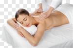 Сlipart asian skincare masseur parlor hands photo cut out BillionPhotos
