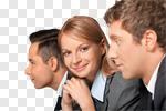 Сlipart Business Meeting Businessman Business Person Team photo cut out BillionPhotos