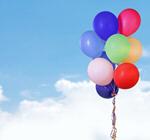 Сlipart balloon baloon bunch decoration fly   BillionPhotos