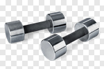 Сlipart Dumbbell Weights Sports Equipment Cut Out Isolated photo cut out BillionPhotos