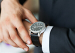 Сlipart Watch Checking the Time Men on Business photo  BillionPhotos