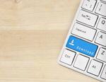 Сlipart download downloading blue business button   BillionPhotos