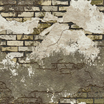 Сlipart Brick White Wall Paint Textured photo  BillionPhotos