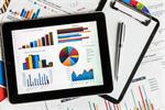 Сlipart Business Data SEO Report Note Pad photo  BillionPhotos