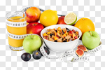 Сlipart weight loss health food vegetarian photo cut out BillionPhotos