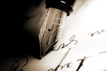Сlipart Pen Writing Letter Signature Paper   BillionPhotos