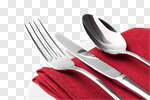 Сlipart Silverware Fork Napkin Spoon Place Setting photo cut out BillionPhotos