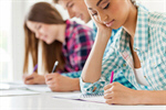 Сlipart exam write test student paper photo  BillionPhotos