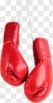 Сlipart Boxing Glove Sports Glove Fighting Hanging Combative Sport photo cut out BillionPhotos