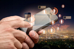 Сlipart concept modern wireless book network   BillionPhotos