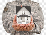 Сlipart House Veteran Military Armed Forces Moving House photo cut out BillionPhotos