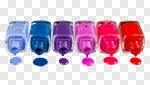 Сlipart Nail Polish Manicure Make-up Cosmetics Bottle photo cut out BillionPhotos
