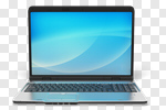Сlipart Laptop Computer Computer Monitor Backgrounds Isolated 3d cut out BillionPhotos
