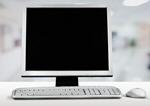 Сlipart Computer Computer Monitor PC Computer Keyboard Isolated   BillionPhotos