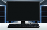 Сlipart Computer Computer Monitor PC Computer Keyboard Isolated   BillionPhotos