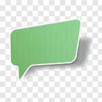 Сlipart chat text bubble message icon speech bubble speech balloon vector cut out BillionPhotos