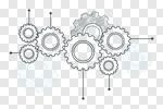 Сlipart business power partner concept group vector cut out BillionPhotos