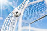 Сlipart Soccer Goal Soccer Ball Net Scoring   BillionPhotos