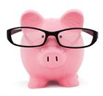 Сlipart Piggy Bank Savings Investment Glasses Intelligence photo  BillionPhotos