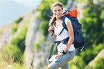 Сlipart Hiking Women Travel Action Backpacker photo  BillionPhotos