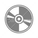 Сlipart CD cd-rom DVD disk disc vector icon cut out BillionPhotos