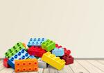 Сlipart Blocks on the desk brick rectangle fun green   BillionPhotos