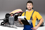 Сlipart mechanic car part auto new   BillionPhotos