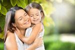 Сlipart hugging mum teeth mother smiling   BillionPhotos