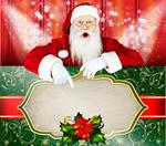 Сlipart claus santa sell white hat   BillionPhotos