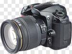 Сlipart Camera Digital Camera Photography Lens dslr photo cut out BillionPhotos