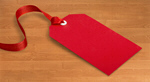 Сlipart Label Gift Tag Ribbon Sale Red   BillionPhotos