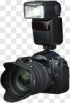 Сlipart Camera Photography Symbol Digital Camera SLR Camera photo cut out BillionPhotos