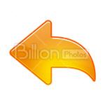 Сlipart Arrow Arrow Sign Left Direction Interface Icons vector icon cut out BillionPhotos