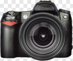 Сlipart Camera Digital Camera Lens Photography SLR Camera photo cut out BillionPhotos
