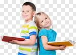 Сlipart Reading Child Book Little Boys Little Girls photo cut out BillionPhotos