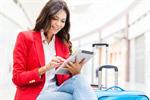 Сlipart Airport Business Travel Women Business Travel photo  BillionPhotos