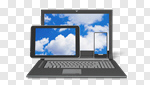 Сlipart Cloud Computer Technology Internet Mobile Phone 3d cut out BillionPhotos