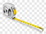 Сlipart Tape Measure Measuring Work Tool Isolated White photo cut out BillionPhotos