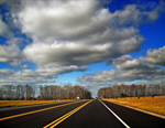 Сlipart Road Scenics Desert Road USA Sunset photo  BillionPhotos