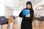 Сlipart Arabic Female Student arabic saudi student girl   BillionPhotos