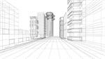 Сlipart Architecture Blueprint Construction Built Structure Plan 3d  BillionPhotos