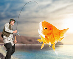 Сlipart fishing man fisherman boy concept   BillionPhotos