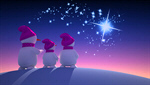 Сlipart Christmas Snowman Snow Winter Star 3d  BillionPhotos