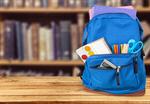 Сlipart Backpack school bag open knapsack   BillionPhotos