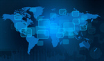 Сlipart global internet business network map vector  BillionPhotos