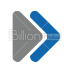 Сlipart Icon next isolated on white background next forward button push button vector icon cut out BillionPhotos
